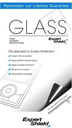 GLASS by Expert Shield - THE ultra-durable, ultra clear screen protector for your: Canon 1D X MKII / 1DX (w/top & mid LCD) - GLASS Review