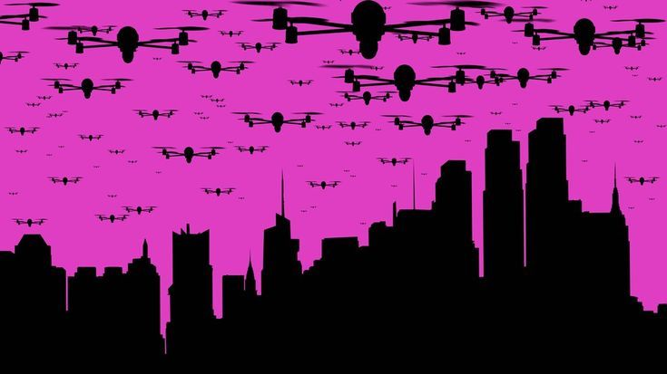 People Drone Photography : Critics call NYPDs drone deployment a serious threat to privacy