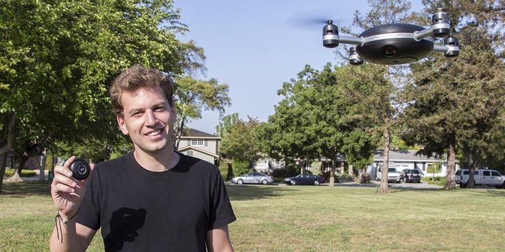 People Drone Photography : Lily the drone that automatically follows you around taking video has raked in $34 million in pre-orders  Business Insider