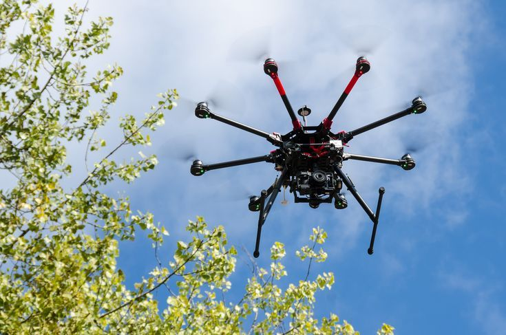 People Drone Photography : NASA Helping The Developing Drone Industry