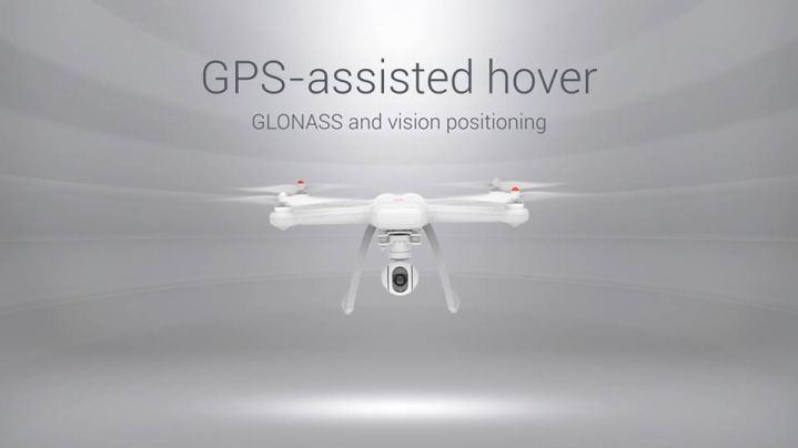 People Drone Photography : Xiaomi Mi Drone: Gimbal-Stabilized 4K Video for Half the Price
