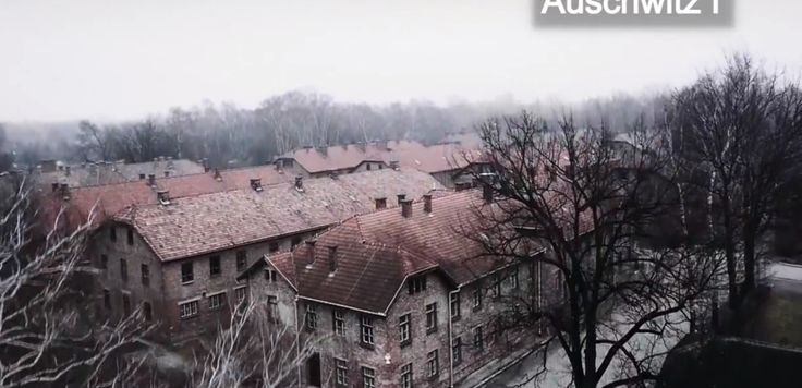 The BBC Flew a Drone Over Auschwitz — And the Result Is Haunting - Mic
