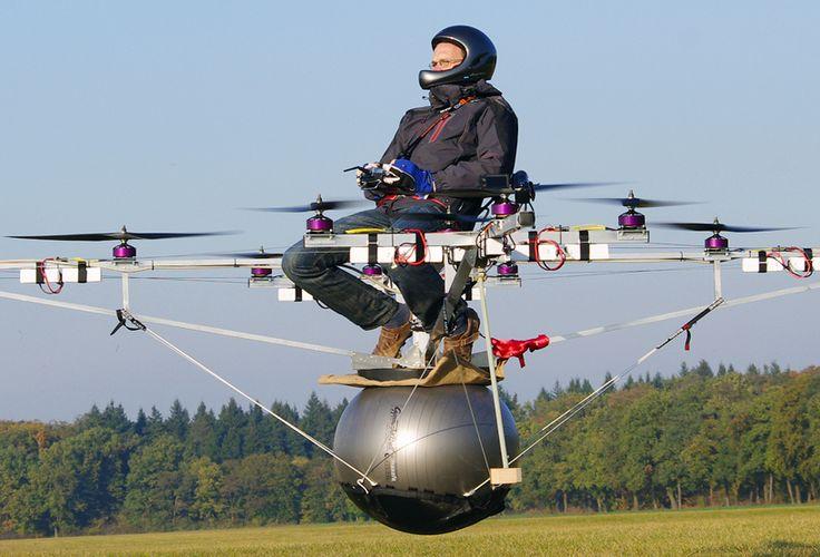 e volo personal helicopter
