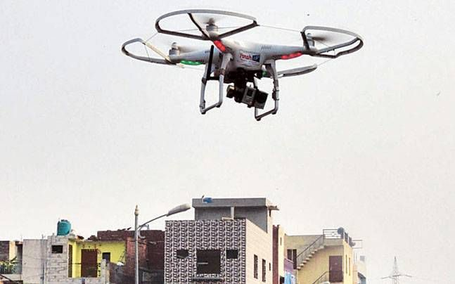 India's Drone Situation