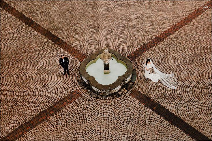 Rainy Day Pleasantdale Chateau Wedding