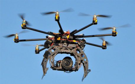 The Moroccan government limits photography equipment by banning drones in the kingdom.