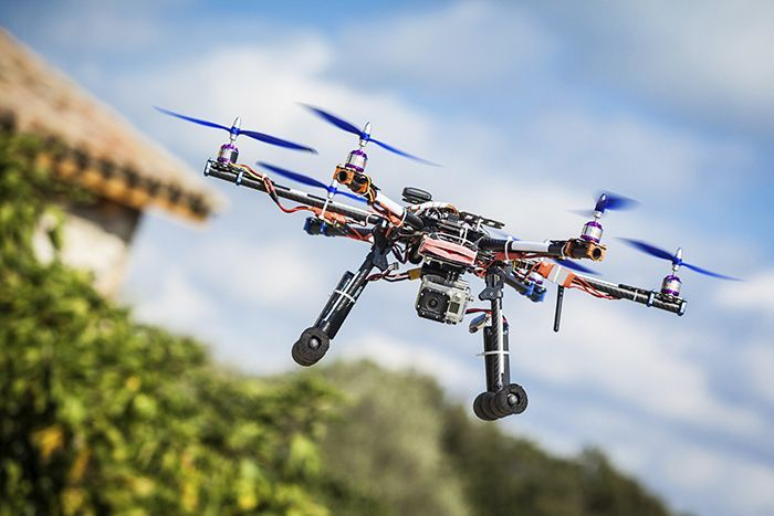 Wedding drone photography : Drone Photography for Weddings: Should You Try this Techie Trend