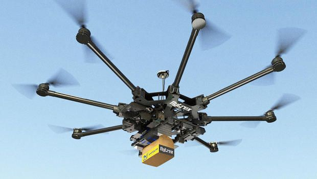 So How Will Drone Deliveries Work Exactly?