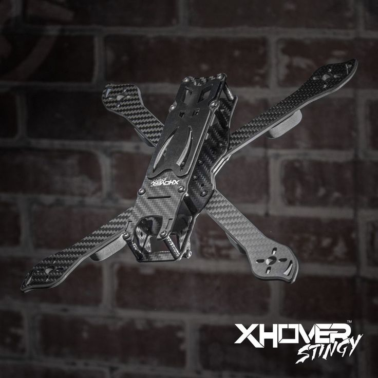 XHover Stingy FPV Freestyle Frame - 5