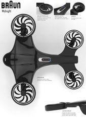 Braun - Midnight Drone Concept