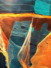 Landscape Drone Photography : yann arthus-bertrand. www.thextraordina