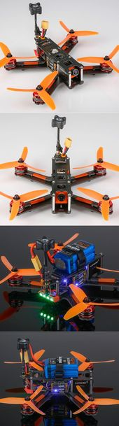 Drone Design : Evolving the professional racer for the best pilots in the world ...