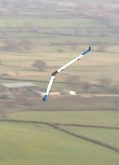 Facebook's drone prototype has wingspan greater than a Boeing 737