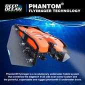 Phantom® flyimager is a revolutionary underwater hybrid system that combines th...