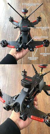 Walkera Runner 250 Pro GPS Racer (RTF / 1080P Cam) Walkera-Heli-Runner-250Pro-DE...