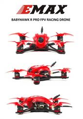 We got the All New Emax Babyhawk R Pro FPV Racing Drones in stock. Come check ou...
