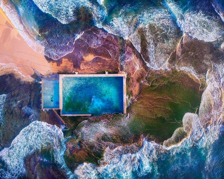 Australia from Above: Stunning Drone Photography by Jay Daley #inspiration #phot...