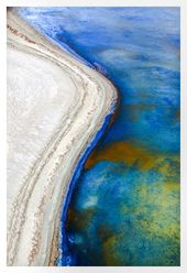 Lake Eyre in flood- June 2011 | Peter Carroll Photography