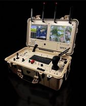 Ground Control System for Unmanned Vehicles by Oz Robotics