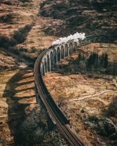 Scotland From Above: Moody Drone Photography by Callum Thompson #photography #Sc...