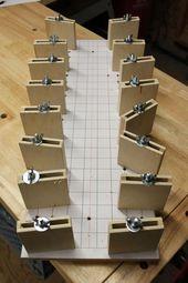 Fuselage Building Jig