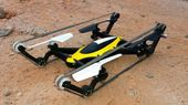 Watch This Flying Tank Drone Conquer Mud, Rubble, And A Children's Playground