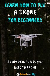 Learn How To Fly A Drone For Beginners
