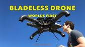 This Amazing Drone Flies without Exposed Fan Blades