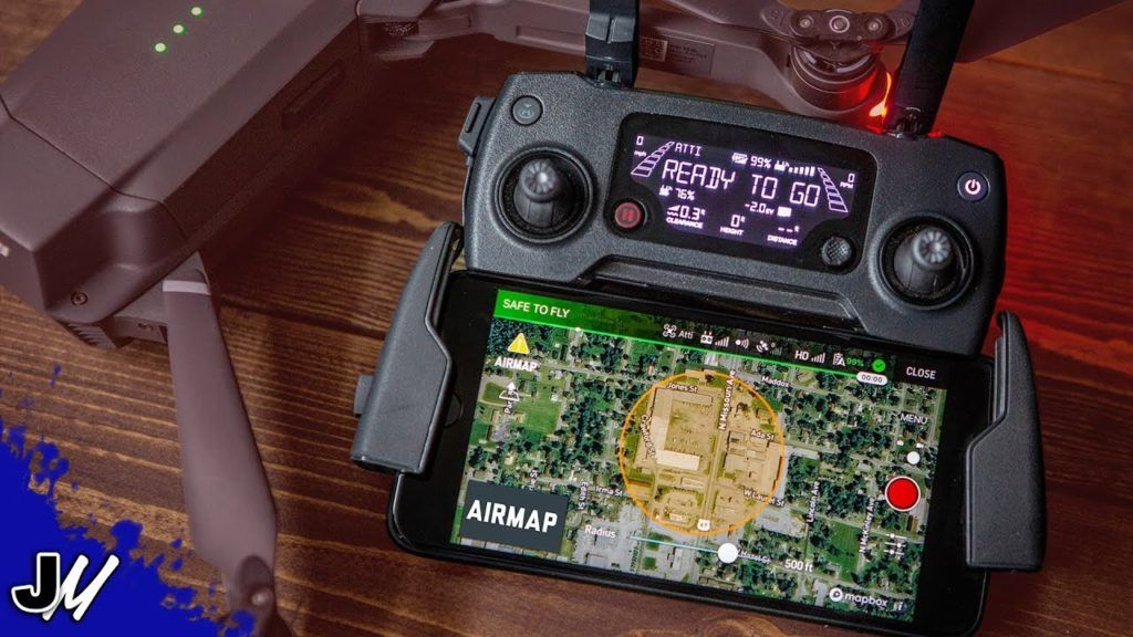 Fly Your Drone With AirMap : New Flight Feature