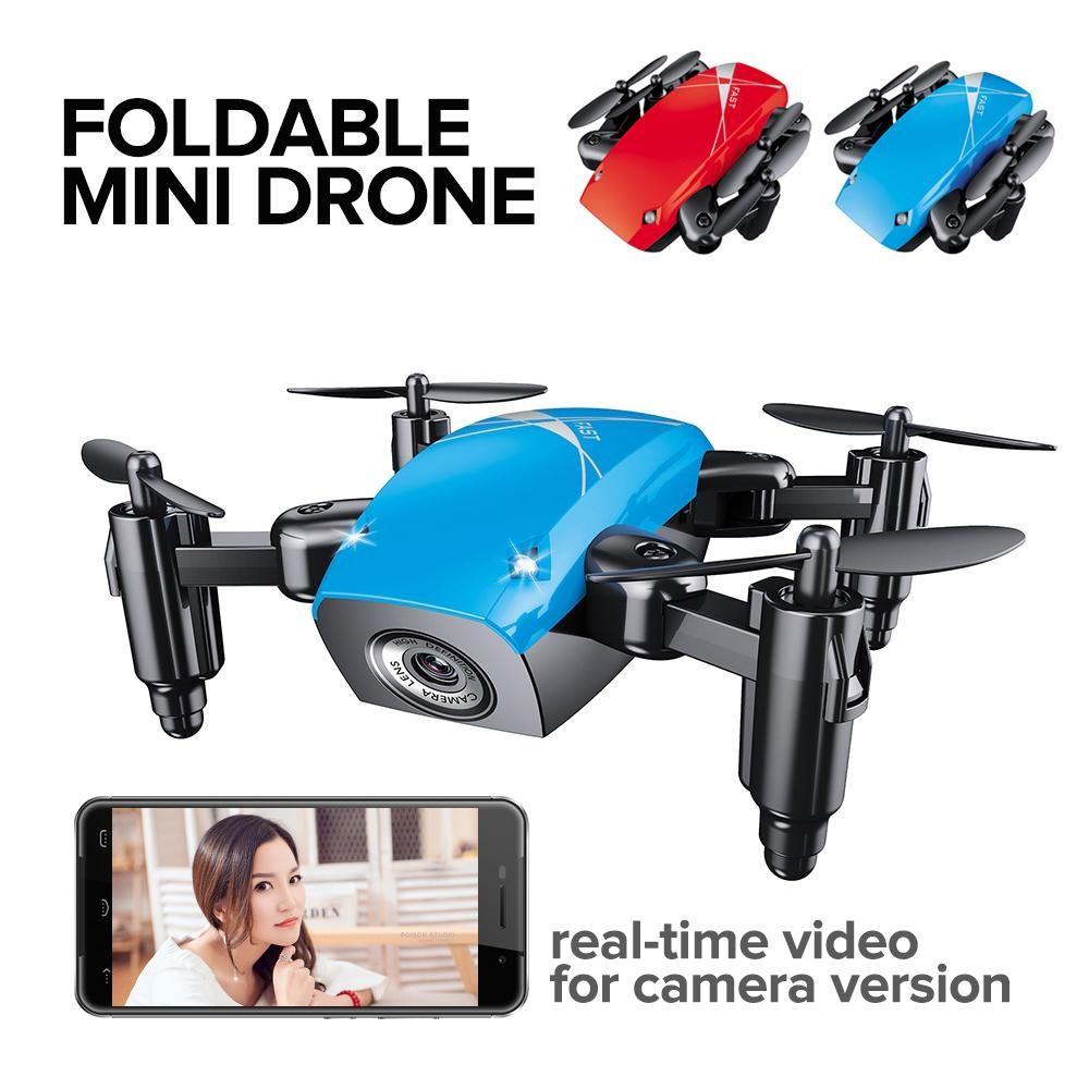 Foldable RC Mini Drone Pocket Drone