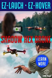 Force1 - F200SE Shadow Hex Drone