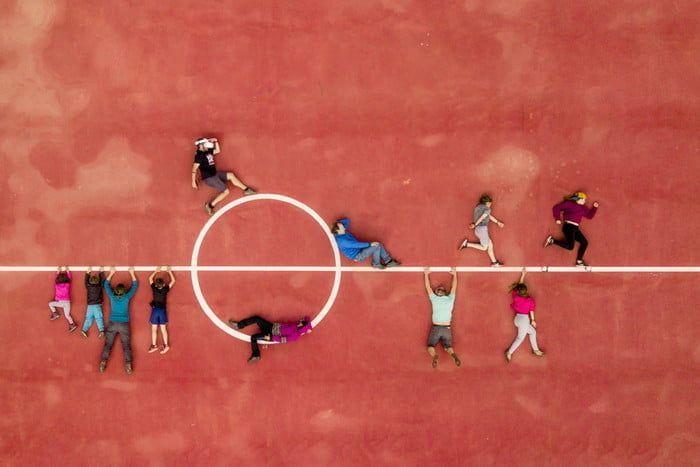 Reunimos las mejores fotos aéreas tomadas por drones