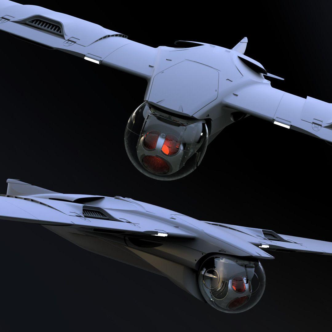 drone series, Gregor Kopka