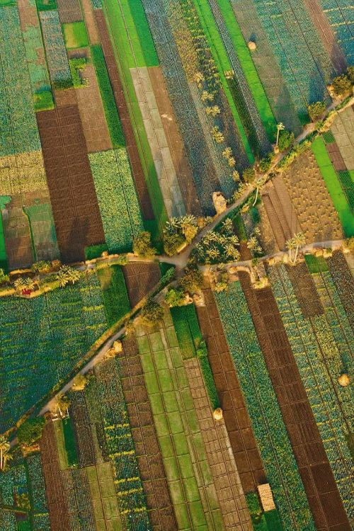 Landscape Drone Photography : Humans create art unconsciously throughout our lives. This is an example.