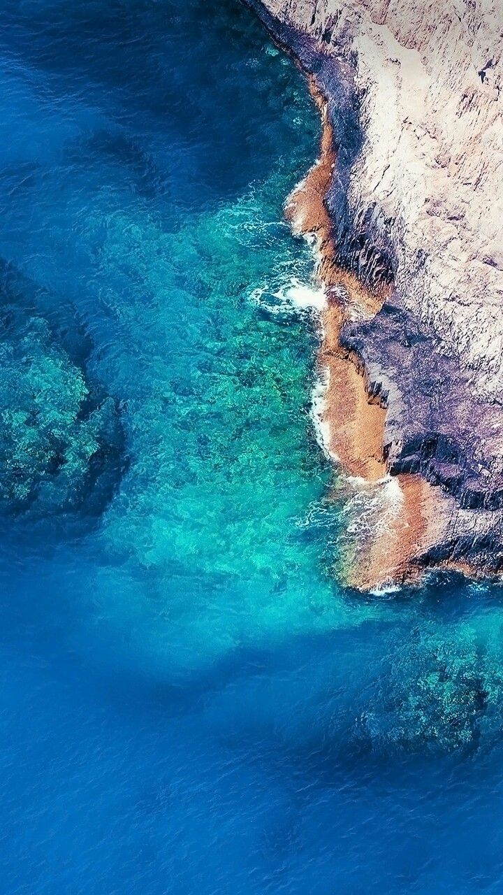 Landscape Drone Photography : You could go to the same beach as everyone else OR you could go to an www.exquis... - DronesRate.com   Your N°1 Source for Drone Industry News & Inspiration