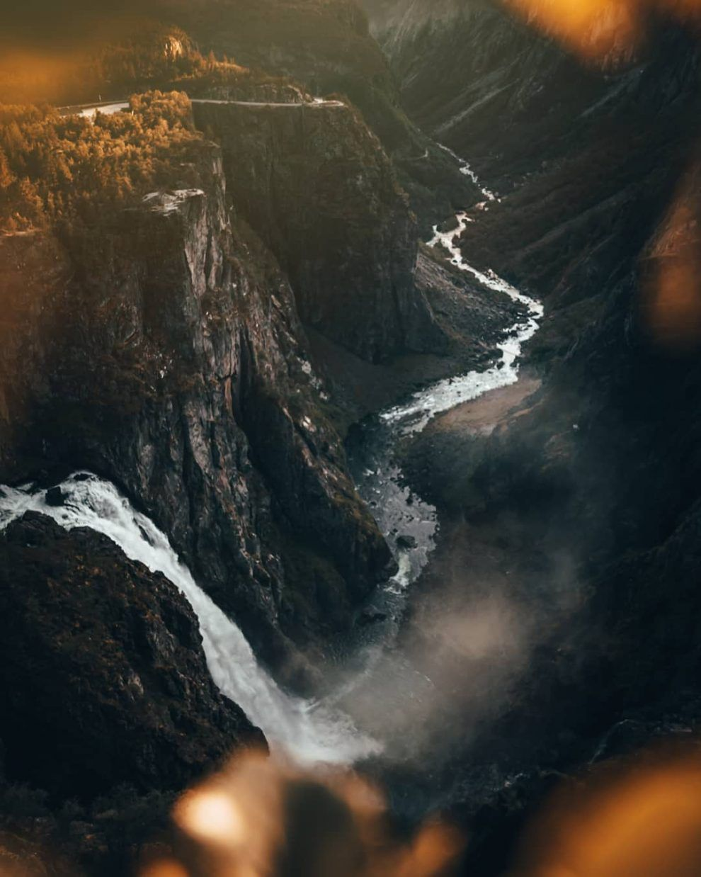 Beautiful Sweden From Above: Stunning Drone Photography By Viggo Lundberg