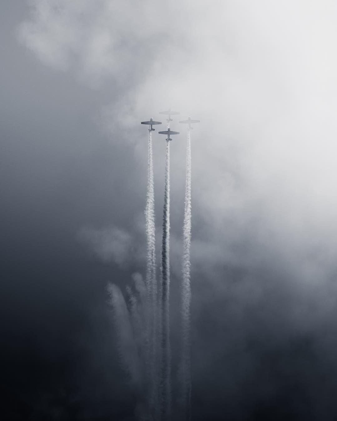 Minimalist And Cinematic Drone Photography By Simeon Pratt