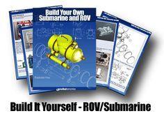 ROV Blueprint - Do it yourself