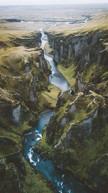 Canyons that should never end.