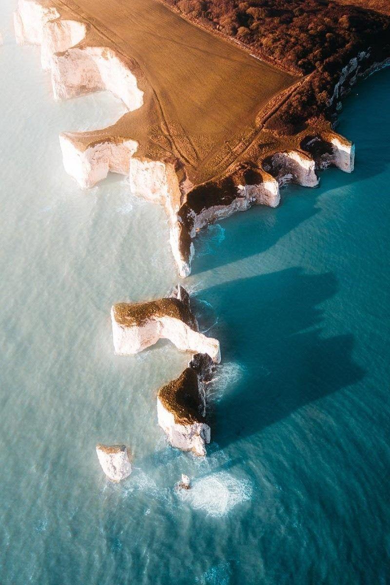 Landscape Drone Photography : Top 50 des images les plus marquantes de 2018 - DronesRate.com | Your N°1 Source for Drone Industry News & Inspiration