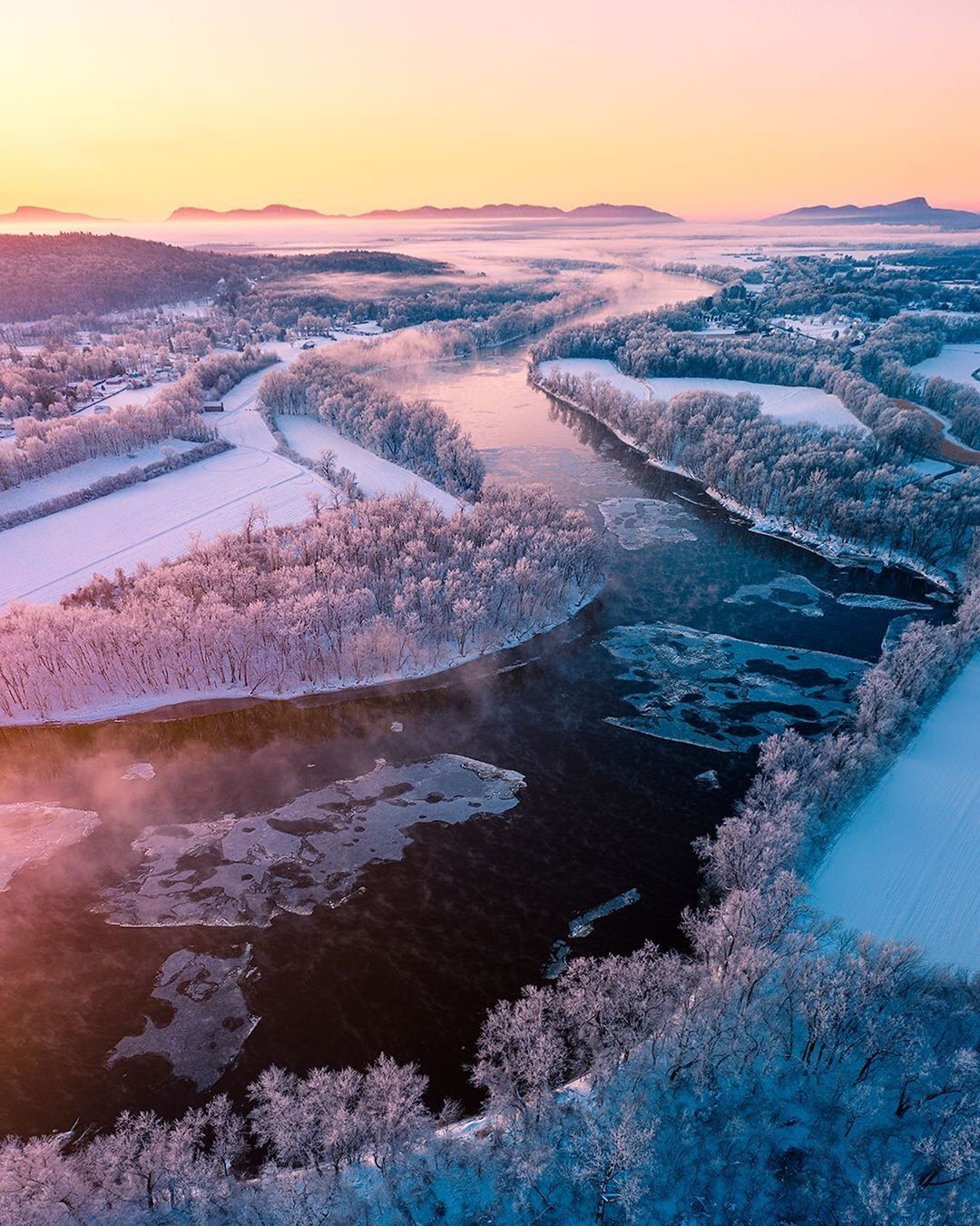 New England From Above - Drone Photography by Jamie Malcolm-Brown