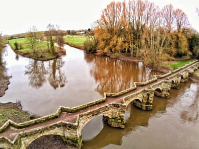 Shugbourgh Bridge Drone by Steve Cort 📷🚁🏴󠁧󠁢󠁥󠁮󠁧󠁿 / 500...