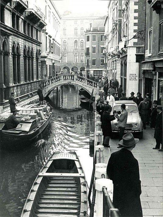 Vecchie imagini di Venezia – Olia i Klod
