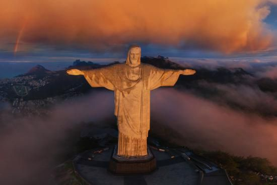 6 Breathtaking Panoramic Photos Taken With Drones