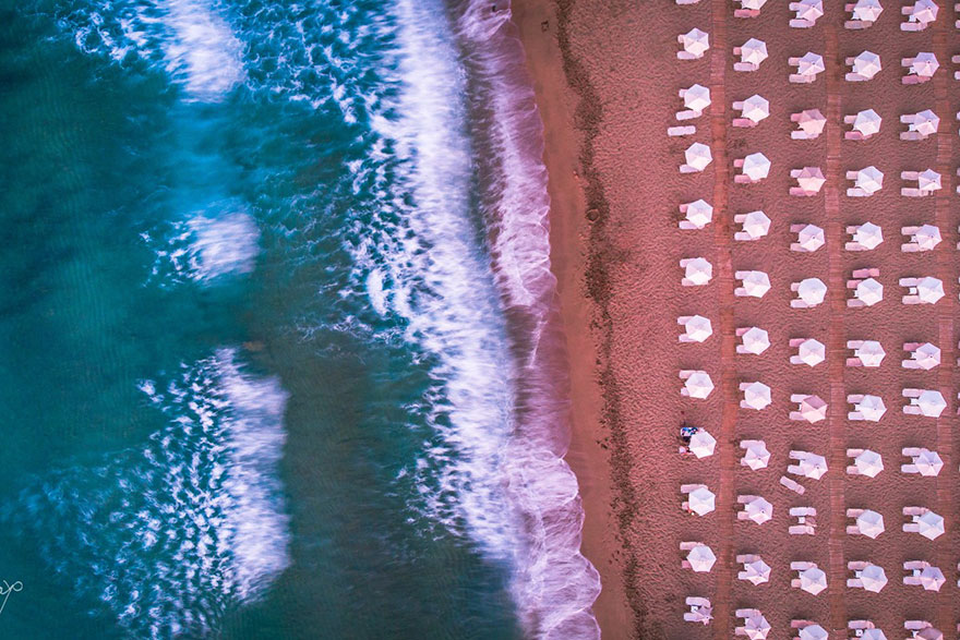 50 Best Drone Images Of Previous Year Have Been Publicized By Dronestagram, And They're Amazing