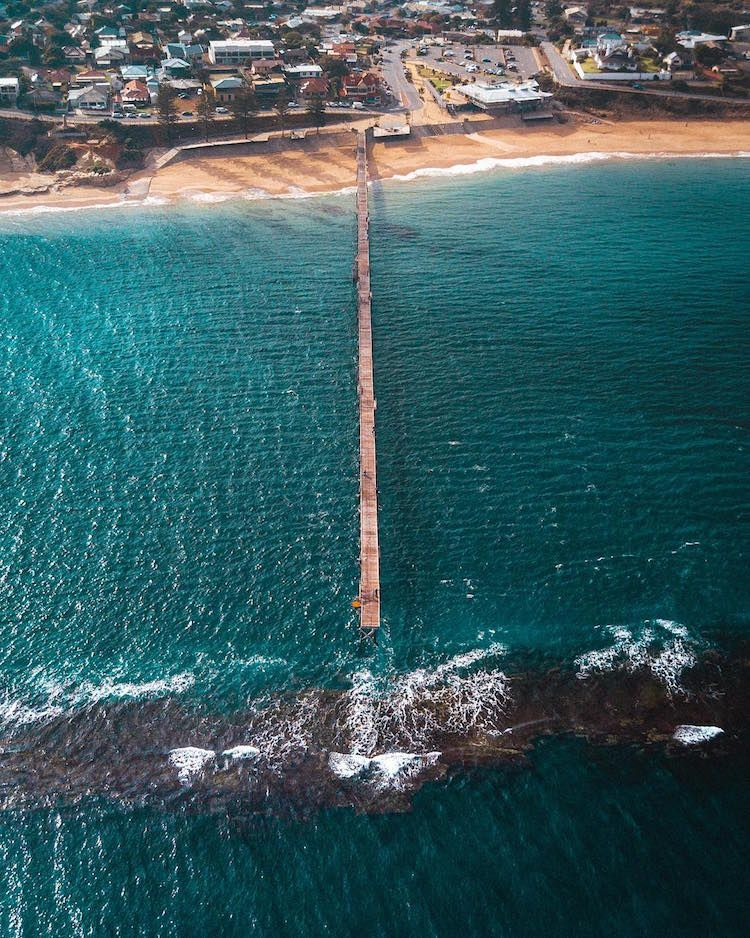 Drone Photographer Captures Stunning Aerial Photos of South Australia's Coast