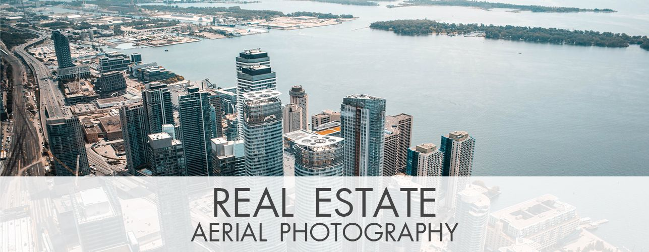 Real estate aerial photography - Starting a drone photography business