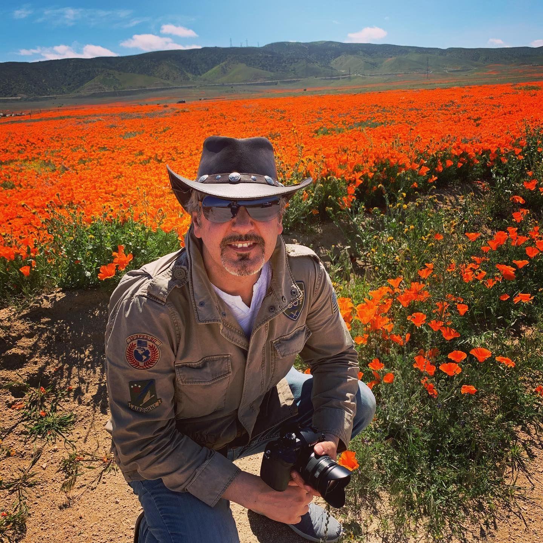 Poppy's Blooming in California!