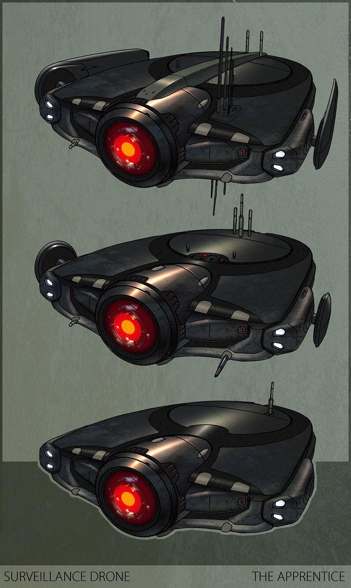 Darth Maul Apprentice - Drone concept - Star Wars by Hideyoshi on DeviantArt