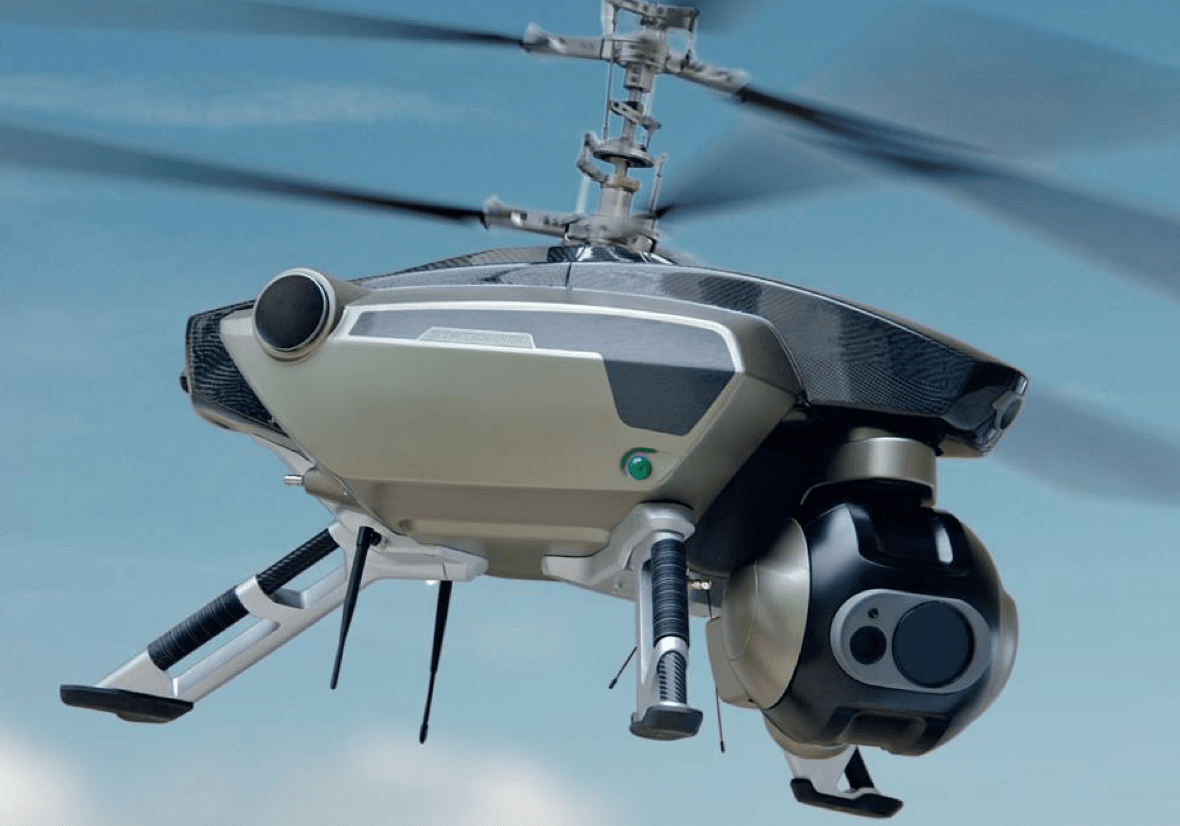 Thatu002639;s Not a Drone This Is a Drone: The Stationair VTOL UAV Professional Drone: